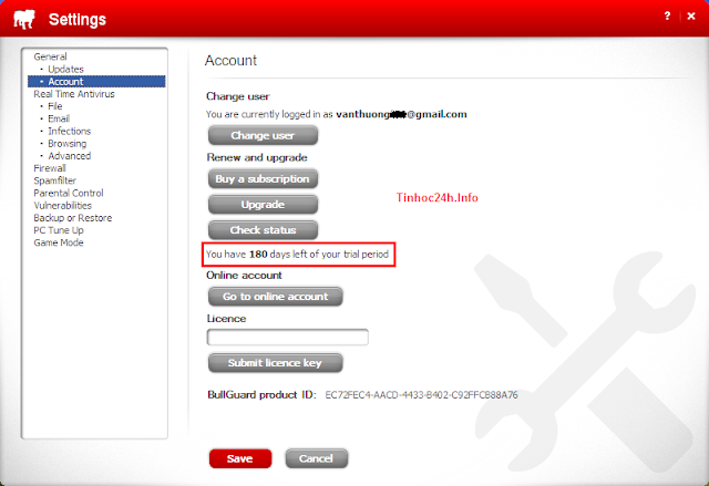Bullguard Internet Security 12 ảnh 5