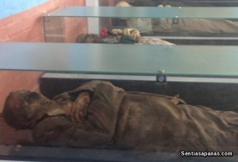 San Bernardo, Colombia Mummy