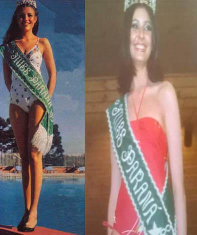 1979 - MARIZE QUIRINO; 1980 - SORAYA COSTA