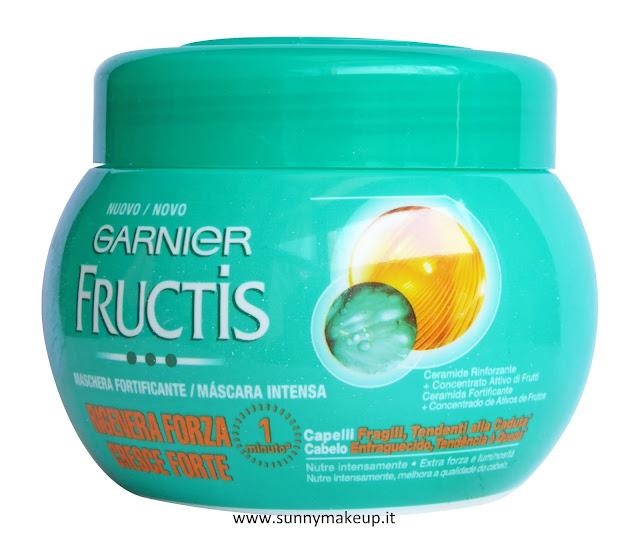 Garnier Fructis - Rigenera Forza. Maschera.