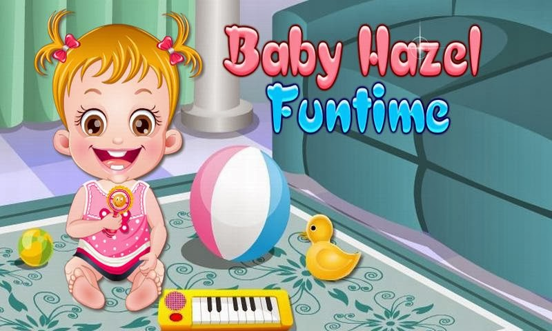 babby hazel games