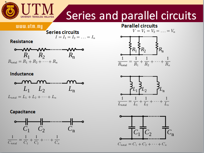 Series Circuit Formula Cheat Sheet Pictures to Pin on ...