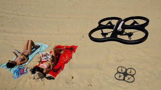 Είναι επίσημο: Ενεργοποιούνται drones εναντίον πολιτών