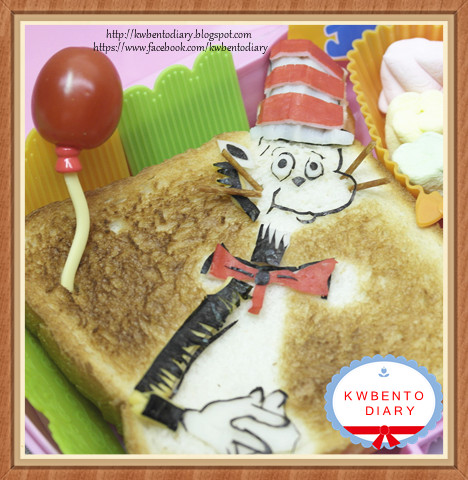 Cat in the Hat Toast