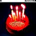 Darmowe kartki urodzinowe dla przyjaciółki na facebooka / fajna grafika urodzinowa dla koleżanki na fb - Happy Birthday / mały tort urodzinowy zdjęcia
