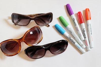 Reciclaje de gafas de sol en Recicla Inventa
