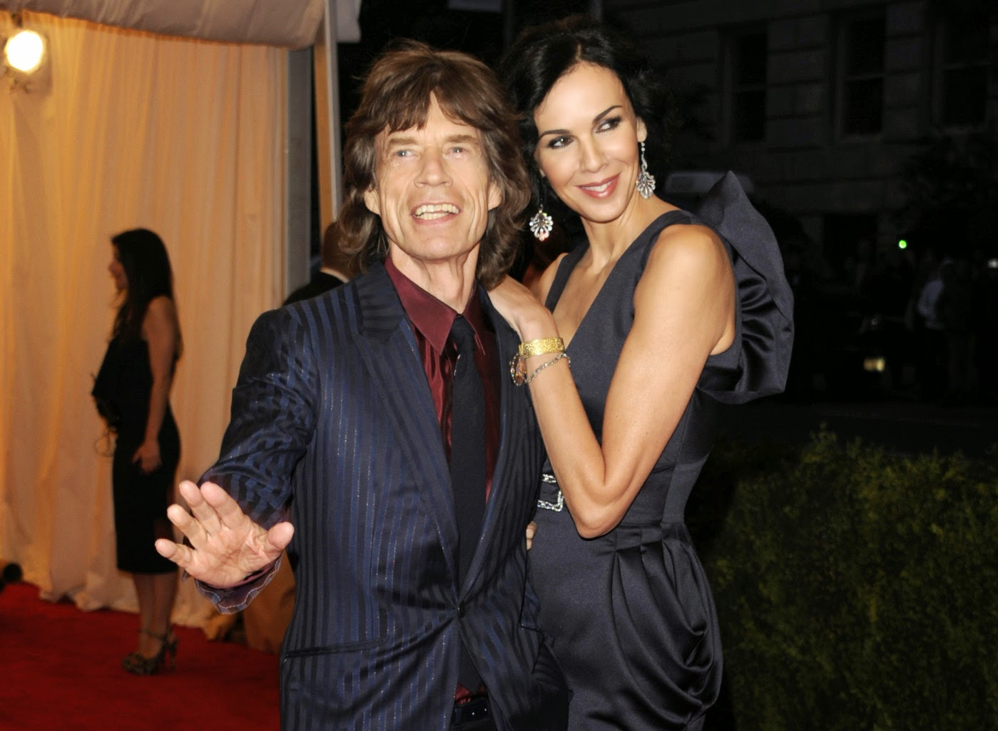 Mick Jagger's girlfriend L'Wren Scott found dead at 49