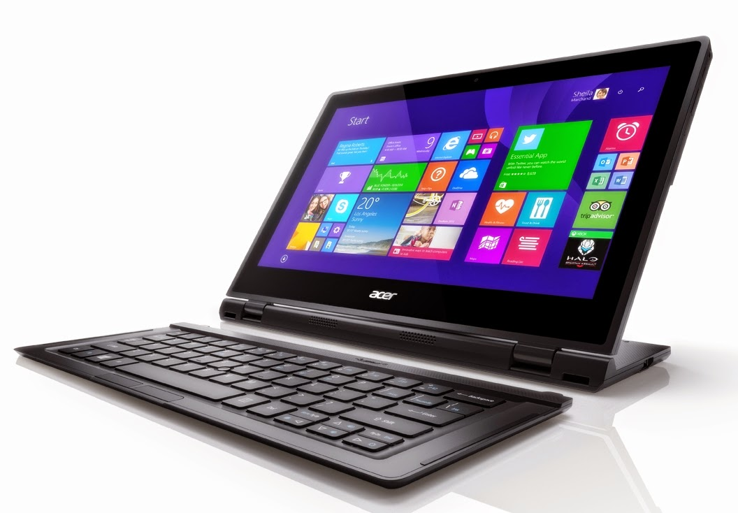 Acer Aspire Switch 12 SW5-271 Drivers for Windows 8.1 64-Bit