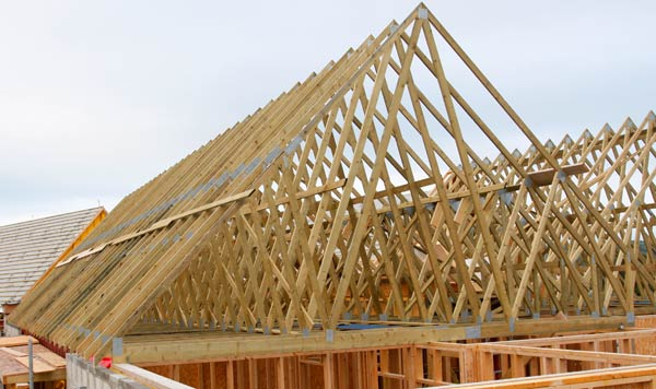 How to make a fink roof truss melingoed ltd for Truss roof system