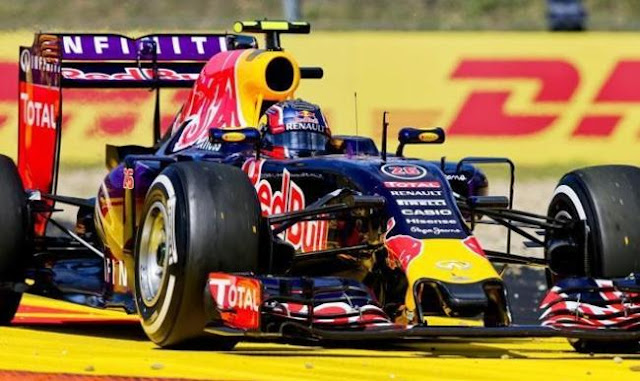 Volskwagen le quita Red Bull a Mercedes