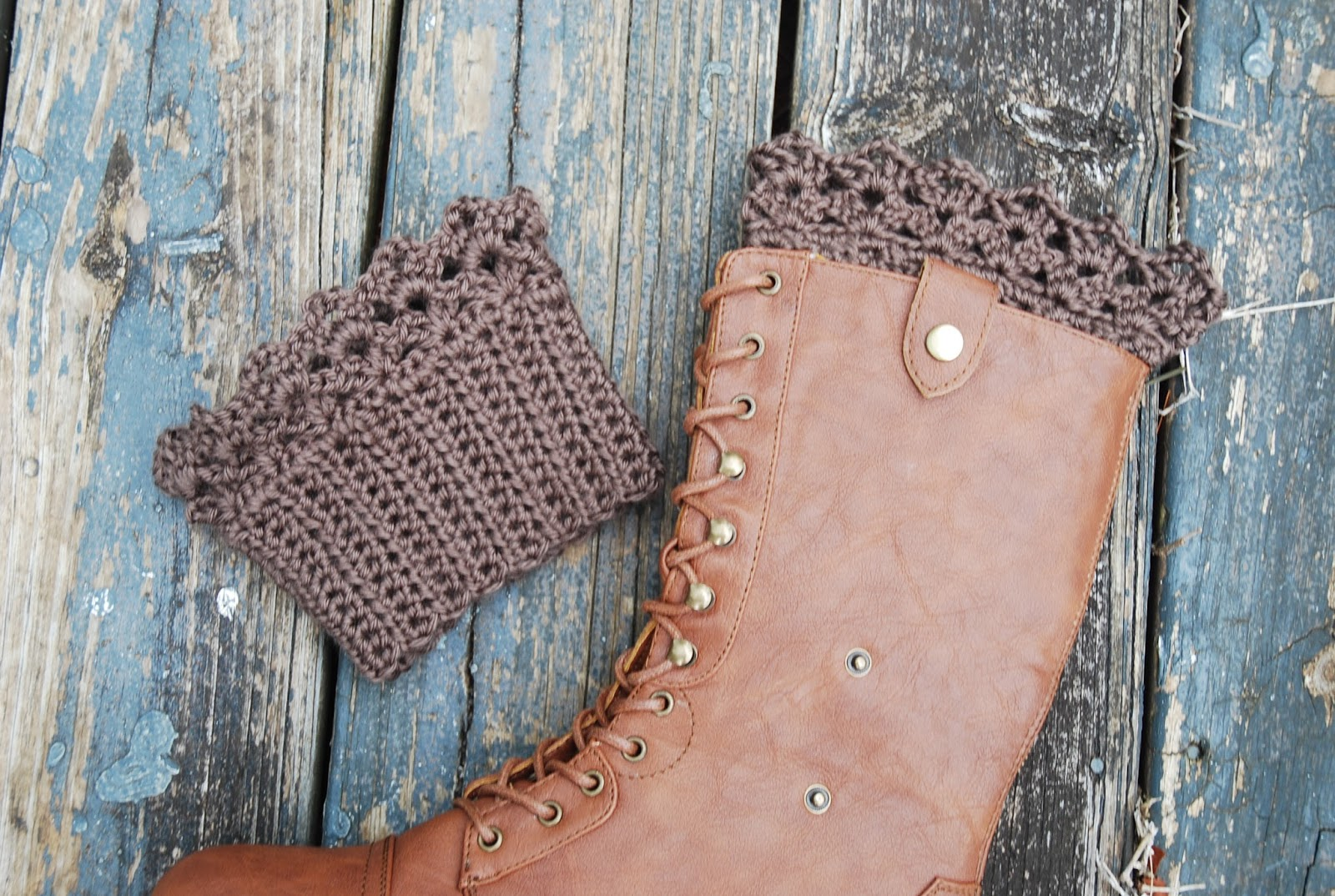 Kitty Adventures: Lace Boot Cuffs