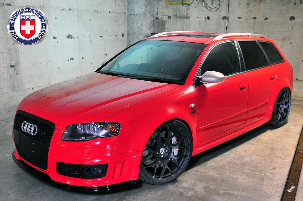 the sport wagon enthusiast red hot rs4 avant on hres. Black Bedroom Furniture Sets. Home Design Ideas