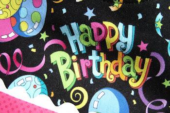 Happy Birthday sweet girlie
