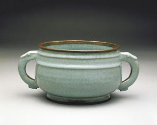 Song celadon Incense Burner