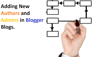 Setting Up Admins and Authors in BlogSpot Blogs!