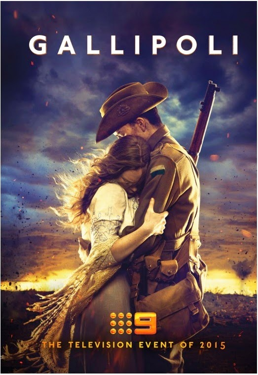 """Gallipoli"" afi�"