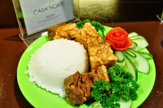 Bagnet from Casa Norte SM Fairview Foodcourt