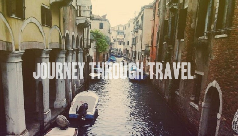 Journey through travel