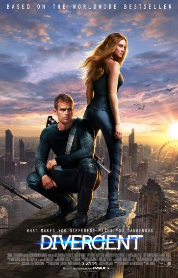 Divergent (2014) BluRay 720p BRRip