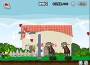 Angry Birds Vs Zombies 4