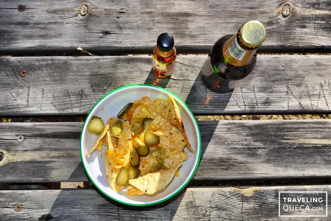 Cómo preparar unos nachos rancheros