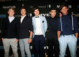 Foto Dan Biodata One Direction