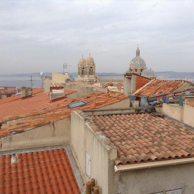 Marseille (diptyque / laisse venir / anamarseilles)