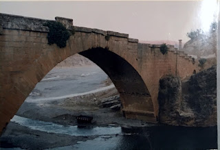 Septimus Severus Bridge Over The Euphrates