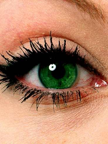 gröna ögon betydelse