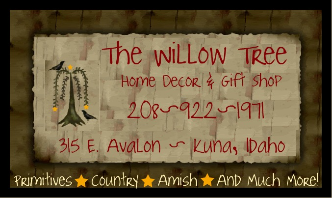The Willow Tree Home Decor & Gift Shop