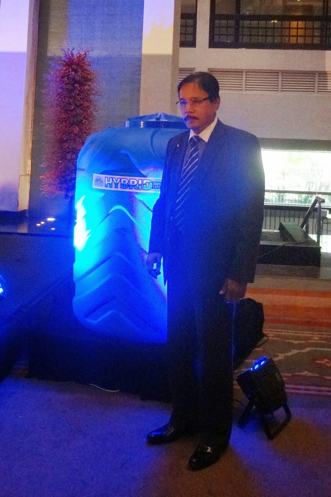 Arpico Hybrid water tank