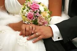 Palestras para casais; culto dos casais, seminários, etc.