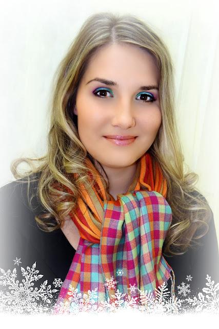 barevný makeup