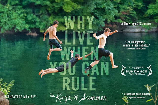 Frases de la película The Kings of Summer