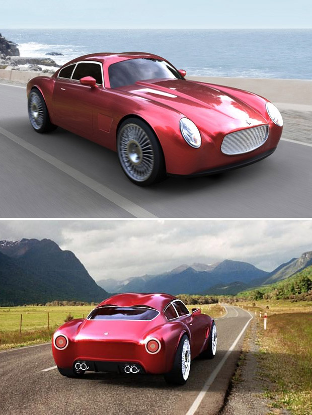Fornasari Gigi 311GT ( Fornasari Gigi 311GT Price $290,000 ) Fornasari Gigi 311 GT is a inspired by the design of the Aston Martin Zagato, Fornasari Gigi 311GT is the latest creation from Italian boutique car-maker Fornasari ,
