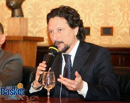 IL PRESIDENTE DELLA FEDERBASKET CHIEDE UN INCONTRO AL SINDACO ACCORINTI