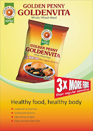 Golden Penny Golden Vita Whole Wheat Meal