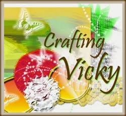 Crafting Vicky's Goodbye 2014 Give-away