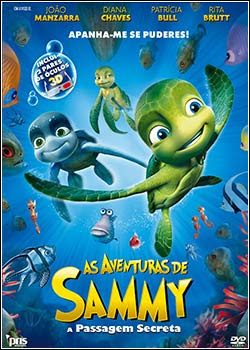 Download - As Aventuras De Sammy DVDRip - AVI - Dual Áudio