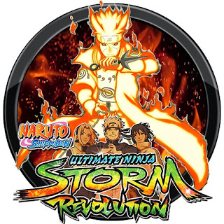Naruto Shippuden Ultimate Ninja Storm Revolution MULTi8 – PROPHET