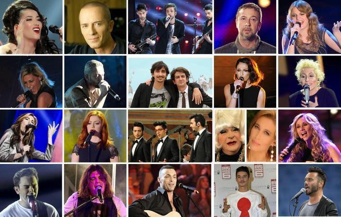 Cantanti Sanremo 2015