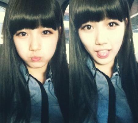 [PICS]Suzy sin maquillaje. Suzy