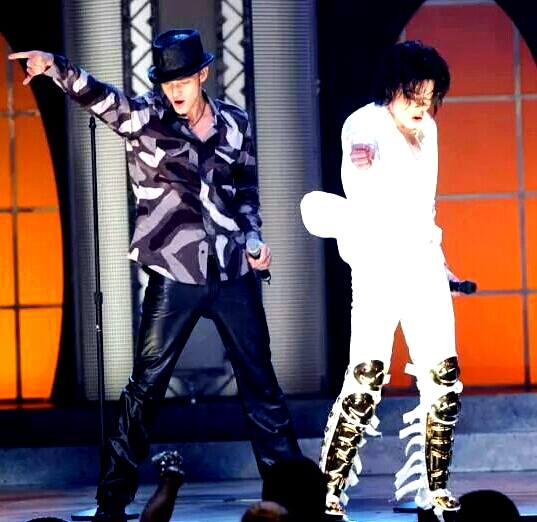 Michael Jackson Ft. Justin Timberlake - Love Never Felt So Good [Lyrics]