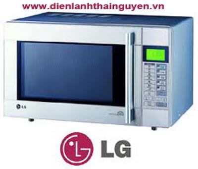 Trung tâm bảo hành Lò Vi Sóng LG tại Thái Nguyên