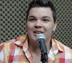 Cantor sertanejo Diego Faria
