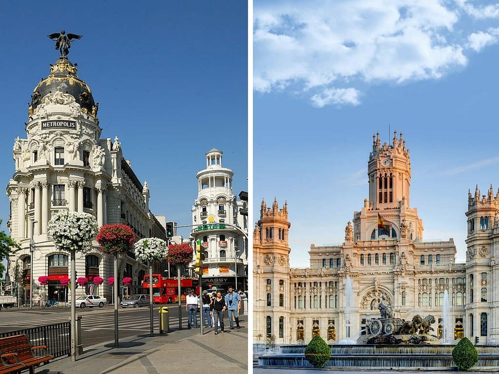 Travel bucket list 2016 Madrid