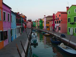 The Colorful Homes Of Burano, Italy