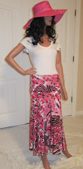 Sassy in pink and Fuschia Animal Print