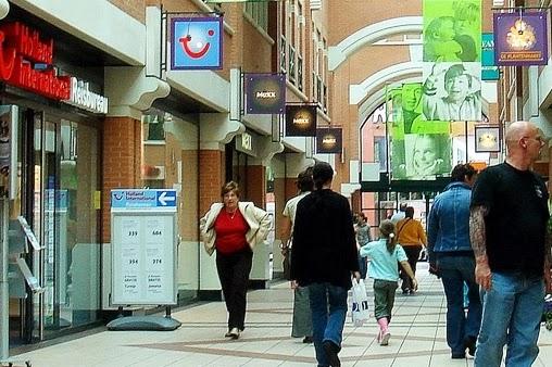 Winkelstad Oosterhout: Winkelcentrum Arendshof
