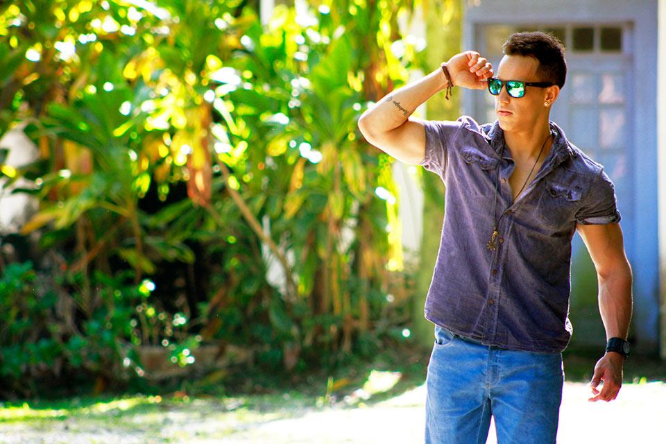 Renato Alves. Foto: Rick Dias